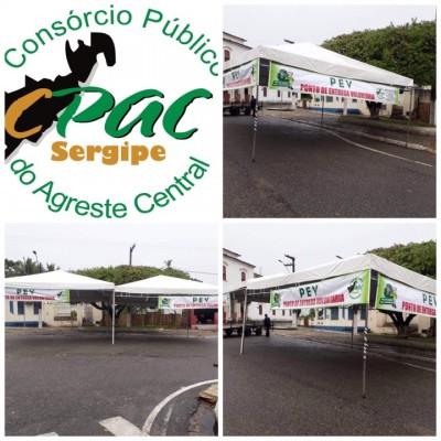CPAC, Implementa projeto de Coleta Seletiva , com inclusão dos Catadores de Materiais Recicláveis  em Divina Pastora/Se