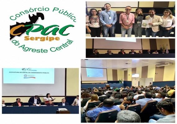 CPAC e AGRESE apresentam Relatório Final da PMI - Procedimento de Manifestação de Interesse aos Municípios Consorciados
