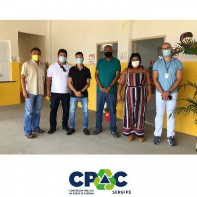 CPAC e Prefeitura de Siriri discutem ações a serem realizadas no município