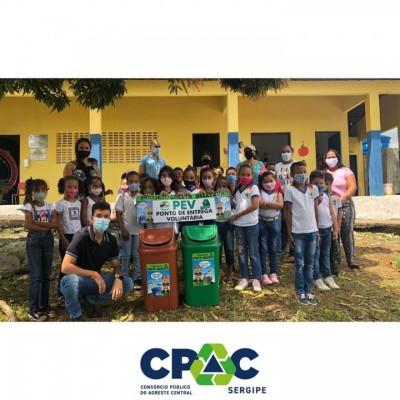 CPAC realiza atividades no município de Santa Rosa de Lima