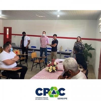 CPAC participa de reunião do CMMA de São Domingos